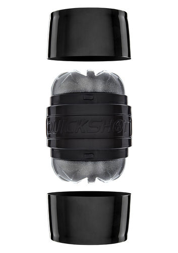 Fleshlight Quickshot Boost Metallic