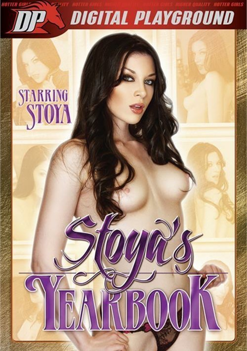Stoya's Yearbook DVD