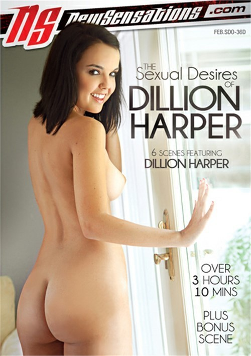 The Sexual Desires Of Dillion Harper DVD